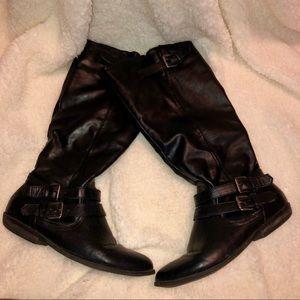Madden Girl Knee High boots